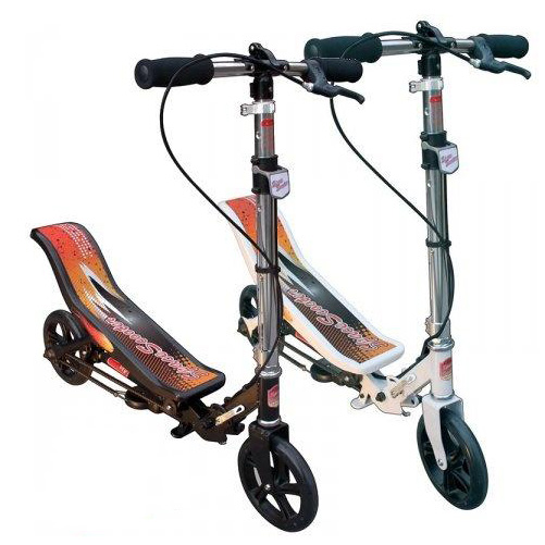 Win een spacescooter!